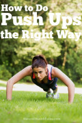 How to Do Push Ups The Right Way