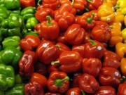 Nutritional health benefits of bell peppers