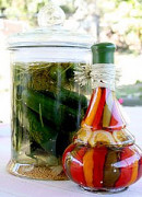Pickling Vegetables: Cucumbers and more!