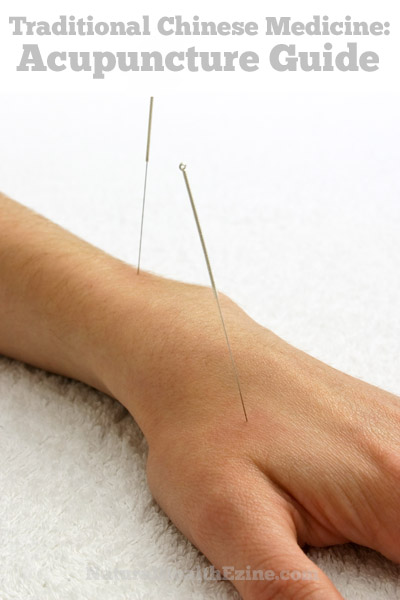 Traditional Chinese Medicine Acupuncture Guide