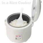 How to properly cook rice in a rice cooker