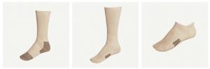 100% organic cotton socks   Zkano Review