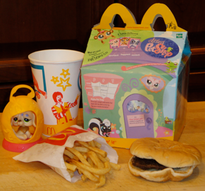 Year old happy meal