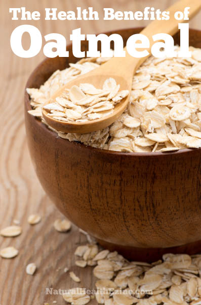 The Health Benefits Of Oatmeal