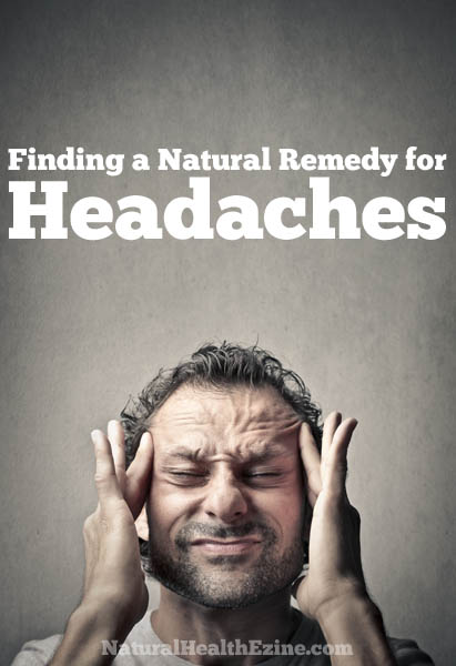 Finding a Natural Remedy for Headaches