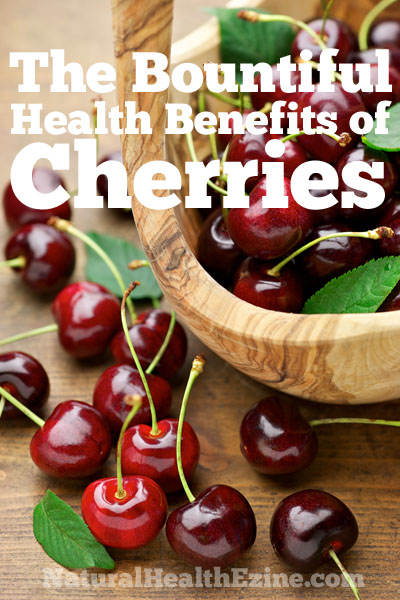 The Bountiful Health Benefits of Cherries