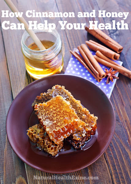How Cinnamon And Honey Can Help Your Health