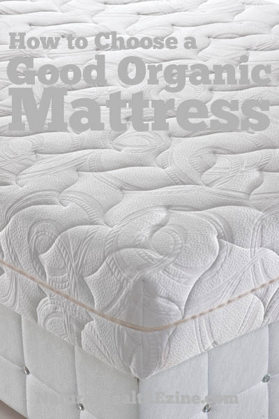 How To Choose A Good Organic Mattress