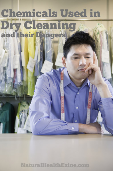 Chemicals in Dry Cleaning