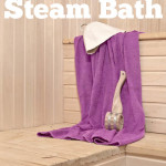 The Health Benefits Of Taking A Steam Bath