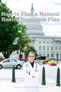 How To Find A Natural Health Insurance Plan