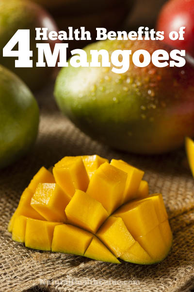 The wonderful health benefits of mangoes
