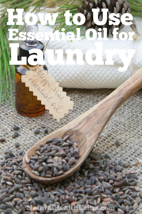 How To Use Essential Oils For Your Laundry