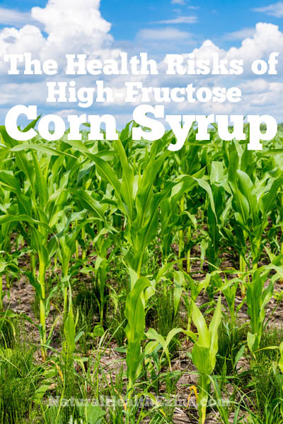 The Health Risks Of High-Fructose Corn Syrup