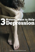 3 Natural Ways To Help Depression