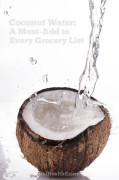 Coconut Water: A Must-Add to Every Grocery List