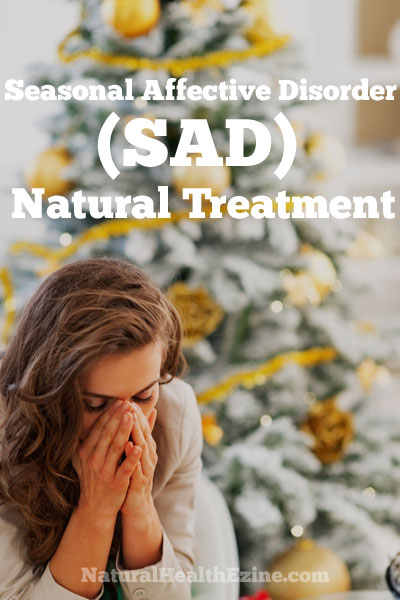 Seasonal Affective Disorder (SAD) Natural Treatment