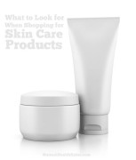 What To Look For When Shopping For Skin Care Products