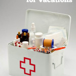 Creating A Natural First Aid Kit for Vacations