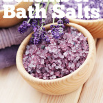 The Healing Benefits of Bath Salts
