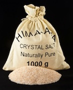 The Wonderful Health Benefits of Himalayan Sea Salt