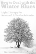How To Deal With The Winter Blues: Light Therapy for Seasonal Affective Disorder