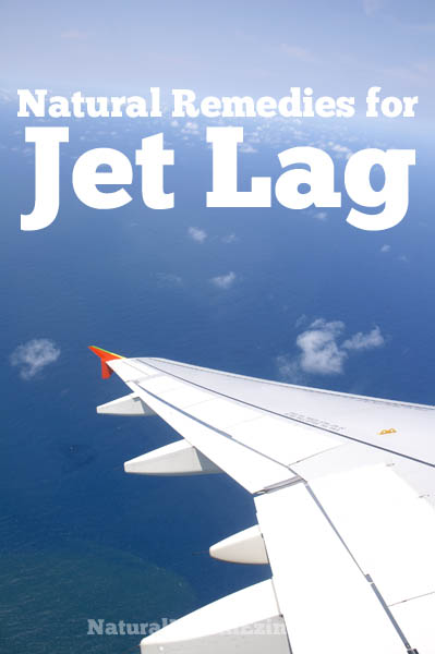 Natural Remedies For Jet Lag