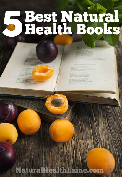 5 Best Natural Health Books
